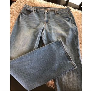 Old Navy Curvy Profile Jeans Size 16